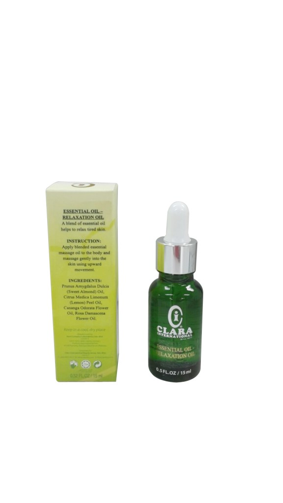 essential oil - relaxion oil