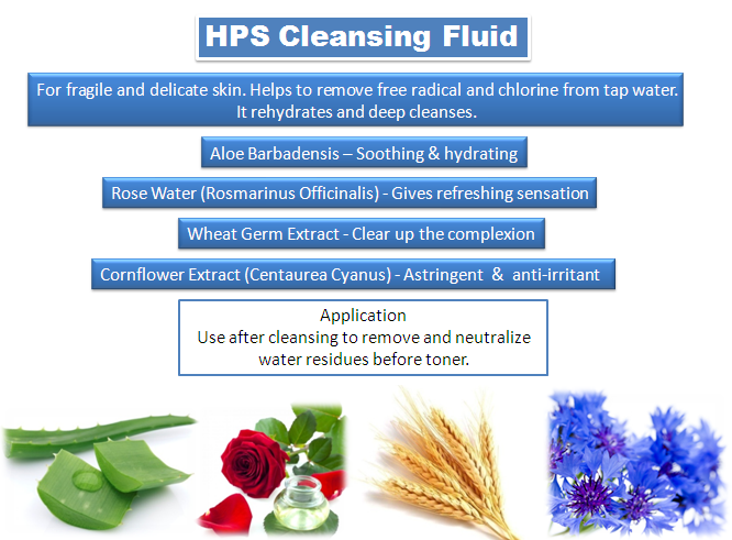 hps cleansing fluid